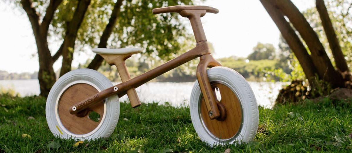 De 5 mooiste houten loopfietsen