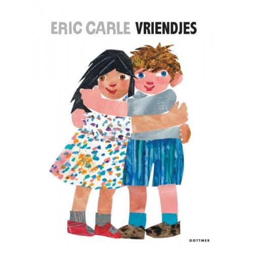 Recensie: Vriendjes, Eric Carle