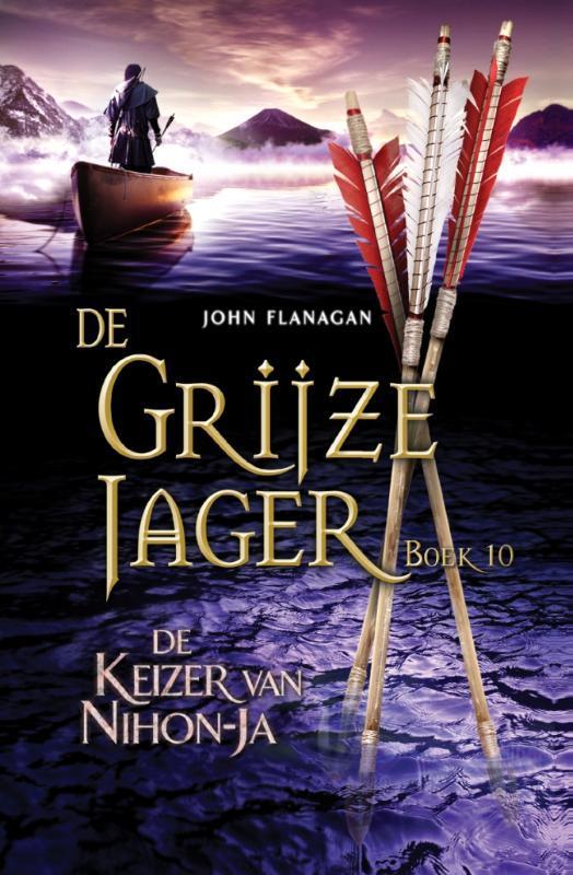 Recensie: De Grijze Jager 10 / De keizer van Nihon-Ja, John Flanagan