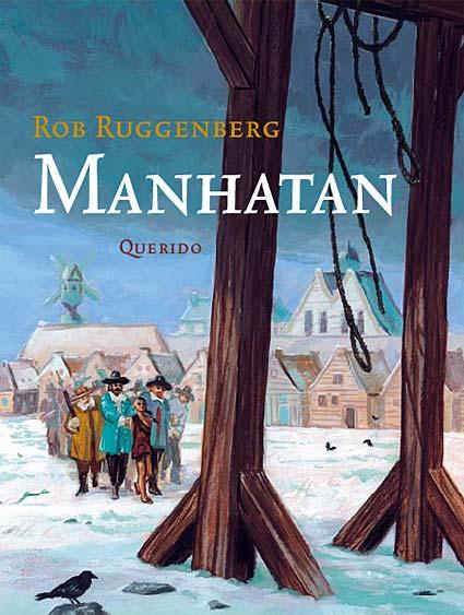 Recensie: Manhatan, Rob Ruggenberg