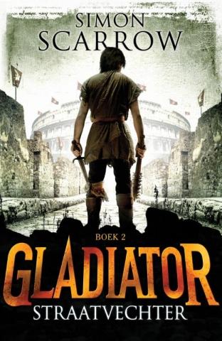 Recensie: Gladiator 2 / Straatvechter, Simon Scarrow