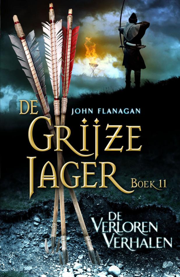 Recensie: De Grijze Jager 11 / De Verloren Verhalen, John Flanagan