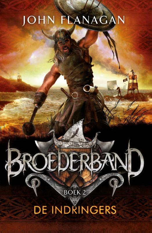 Recensie: Broederband 2 / De indringers, John Flanagan