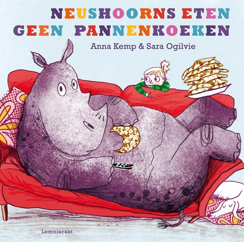 Recensie: Neushoorns eten geen pannenkoeken, Anna Kemp