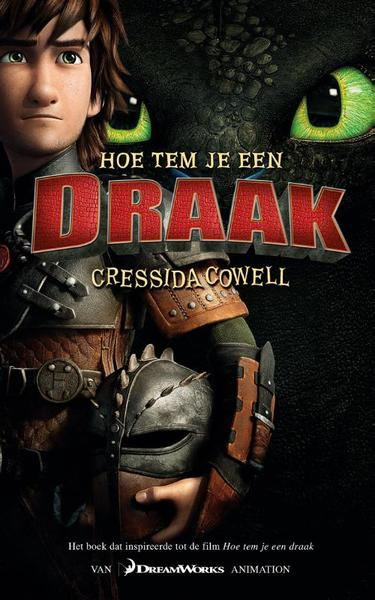 Recensie: Hoe tem je een draak, Cressida Cowell