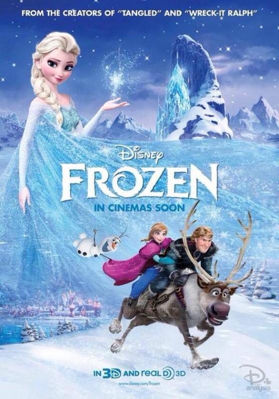 Recensie: Frozen (Walt Disney, 2013)