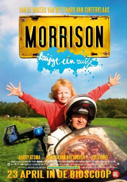 Filmrecensie: Morrison krijgt een zusje (2008)